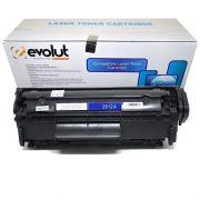 Toner Compatível EVOLUT HP Q2612A 12A | para HP 1010 1012 1015 1018 1020 1022 3015 3030 3050
