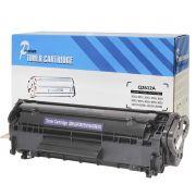 Toner Compatível HP Q2612A 12A | para HP 1010 1012 1015 1018 1020 1022 3015 3030 3050 | Premium 2k