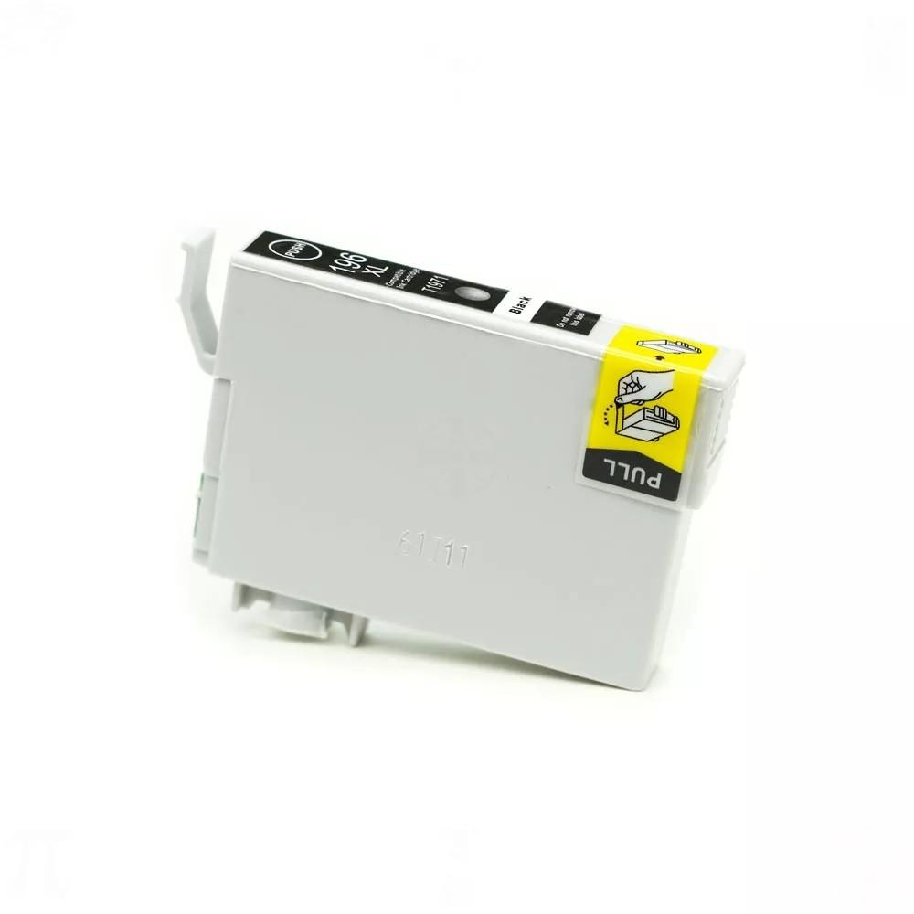 Cartucho de Tinta Compatível Epson 1941/1961/1971 Preto | XP104 XP204 XP214 | Compatível Importado 17ml