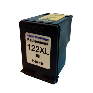 Cartucho de Tinta Compatível HP 122xl Preto | 12ml - Novo Linha Premium