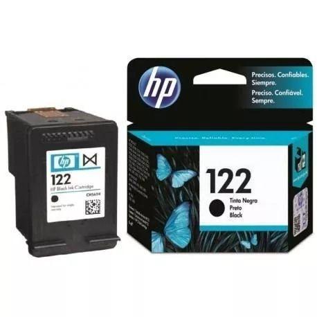 Cartucho HP 122 Preto Ch561hb - Novo Original