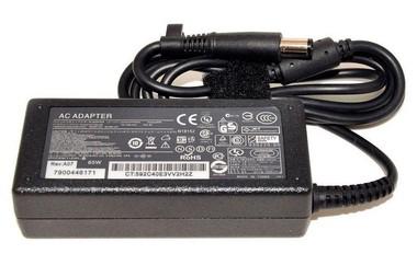 FONTE CARREGADOR NOTEBOOK HP G42/G4/G6/G60/Dv4/Dv6/Dm4 18.5v 3.5a 65w - COMPATÍVEL