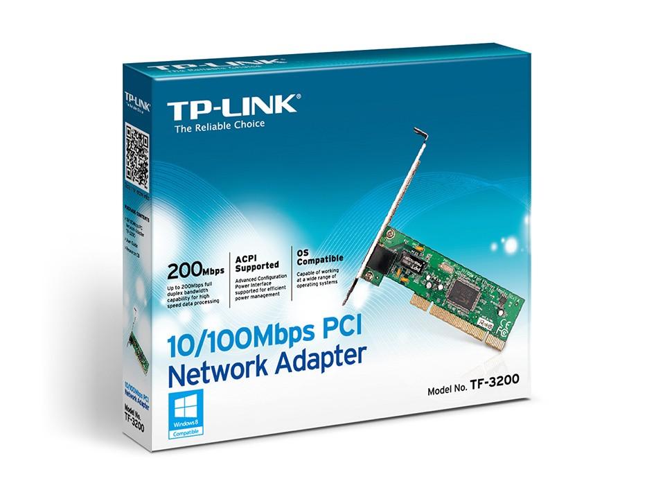 PLACA DE REDE PCI 10/100 TP-LINK TF-3200