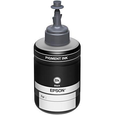 REFIL DE TINTA EPSON T774120 - ORIGINAL PRETO