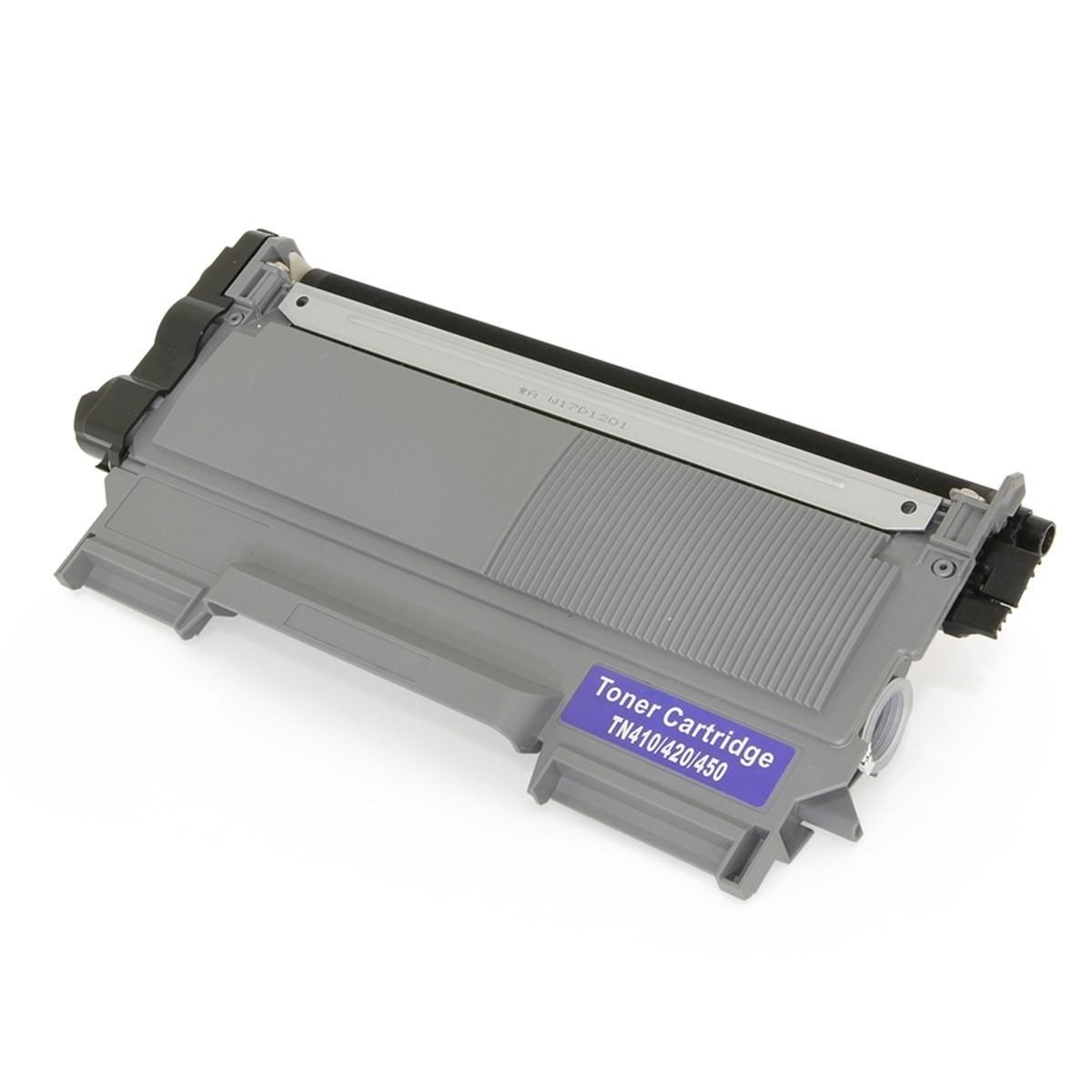Toner Compatível Brother TN410|TN420|TN450 para Brother MFC7360N DCP7065DN MFC7860DW HL2240 HL2270DW HL2130 | 2.6k