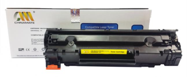 Toner Compatível CHINAMATE / EVOLUT HP 435A|436A|285A Universal para HP P1005  P1505  P1006 P1102  M1132