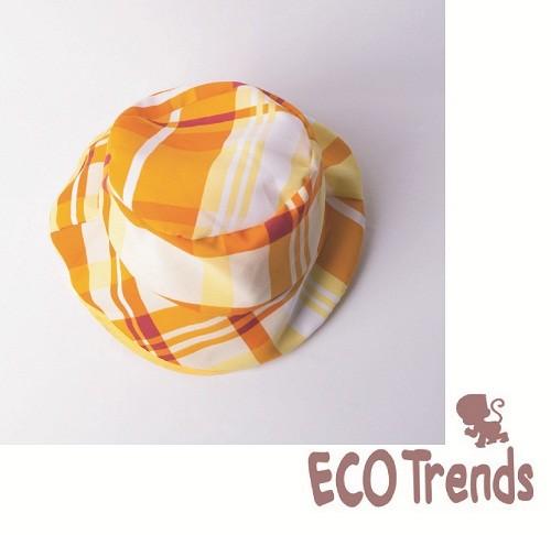 Chapéu com proteção solar Xadrez  - Ecotrends