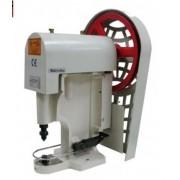 Máquina de Botão Elétrica para Botão de Pressão