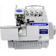Máquina de Costura Interlock Direct Drive Bitola Larga Lanmax LM-505D-L