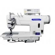 Máquina de Costura Pespontadeira Eletrônica B.Fixa Lanmax LM-872H-D