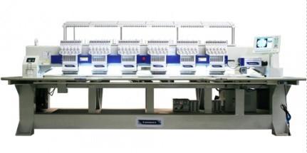 Bordadeira Industrial 6 cabeças e 12 agulhas Lanmax LM-Y612-P