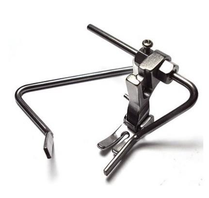 Calcador Reta Metalassê Com 2 Guias P723