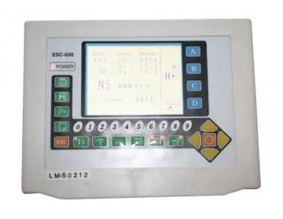 Máquina de Bordar Industrial Lanmax 2 cabeças e 12 agulhas LM-S0212-C