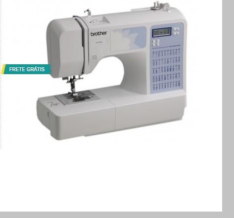 Máquina de Costura Brother CE5500