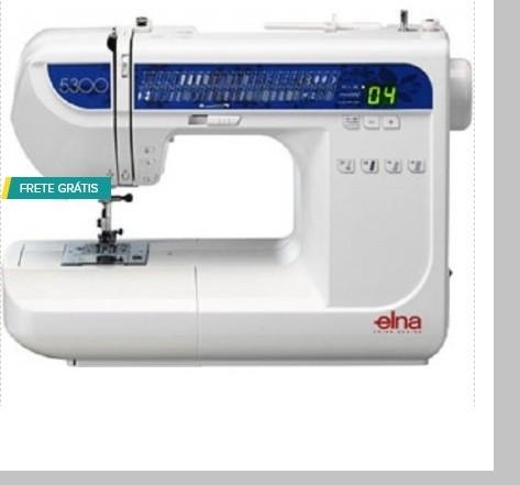 Máquina de Costura Elna 5300