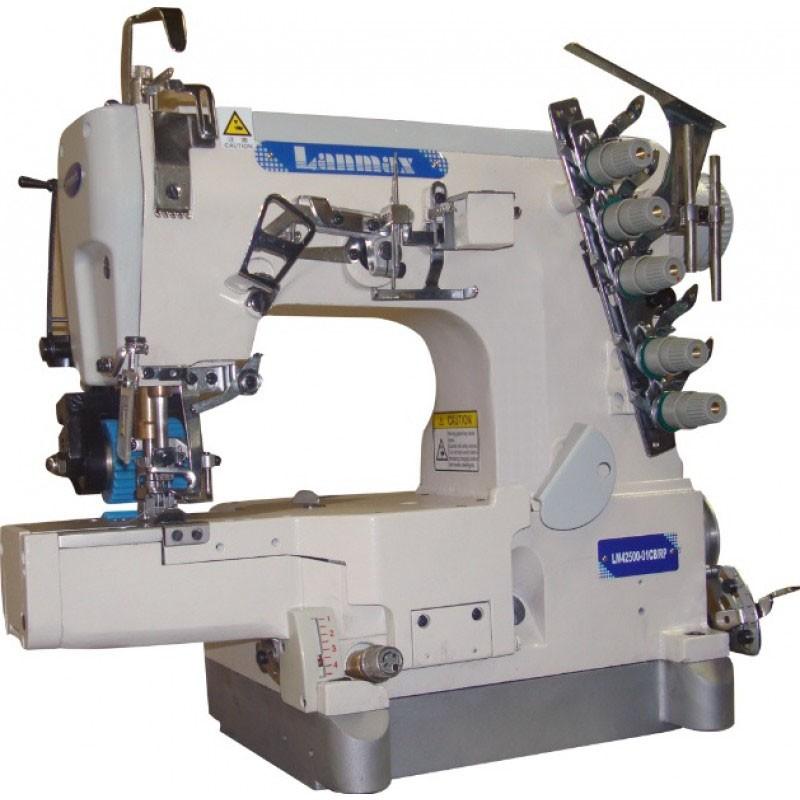 Máquina de Costura Galoneira Cilíndrica Lanmax LM-42500-01CB/RP (com catraca)