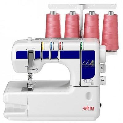 Máquina de Costura Galoneira Doméstica Elna 444