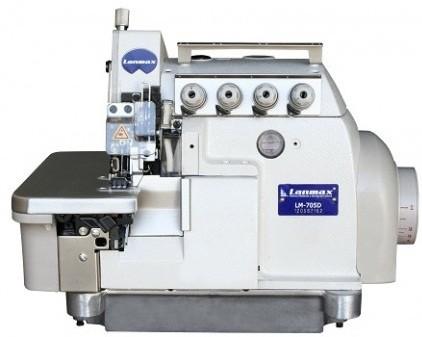 Máquina de Costura Interlock Direct Drive Lanmax LM-705D