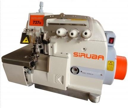 Máquina de Costura Interlock Siruba Direct Drive 757Q