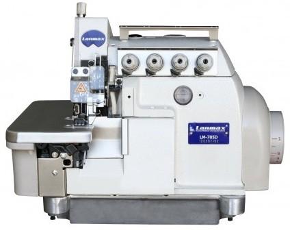 Máquina de Costura Overlock Direct Drive Lanmax LM-703D