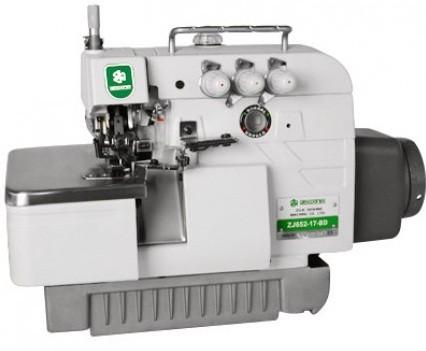 Máquina de Costura Overlock Direct Drive Zoje