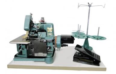 Máquina de Costura Overlock (Overloque)   Semi Industrial 3 Fios com Motor Acoplado modelo GN1-6D