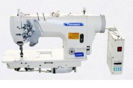 Máquina de Costura Pespontadeira B.Alternada Direct Drive Lanmax LM-875DD