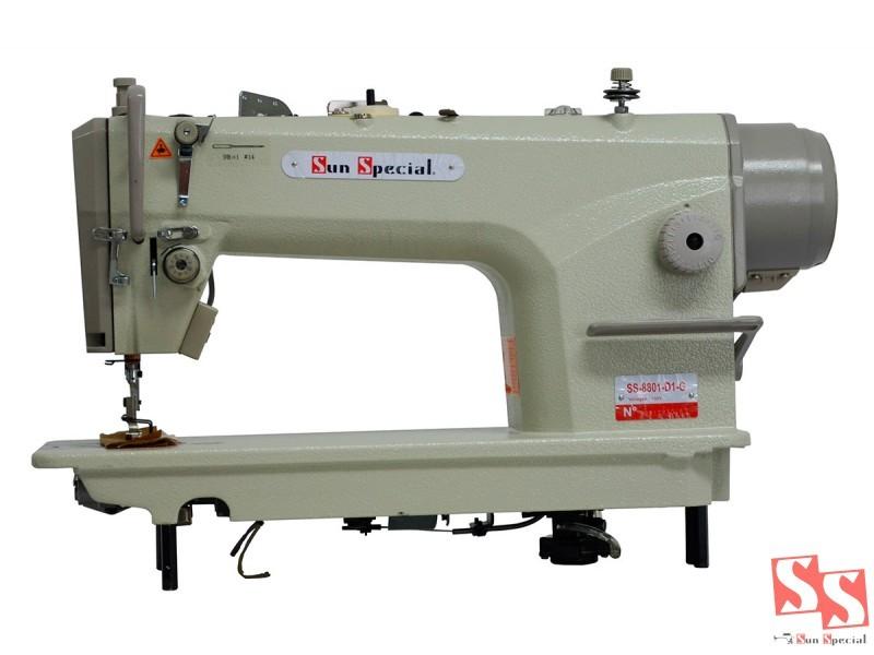 Máquina de Costura Reta Direct Drive com Corte de Linha Megamak