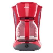 CAFETEIRA  W12R RED CUISINE OSTER