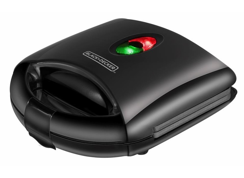 SANDUICHEIRA GRILL BLACK E DECKER