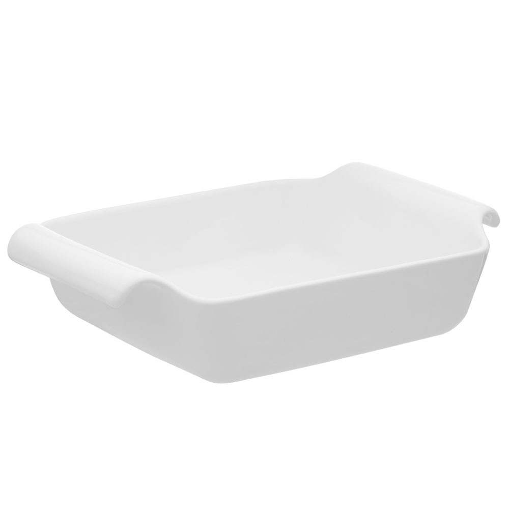 TRAVESSA RETANGULAR BRANCO 1500ML OXFORD