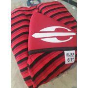 Capa Prancha de Surf Atoalhada Mormaii 6.1mm Camisinha