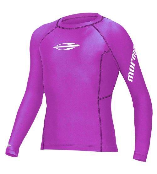 Camisa Mormaii Gromm Manga Longa Lycra proteção solar UV UPF 50+