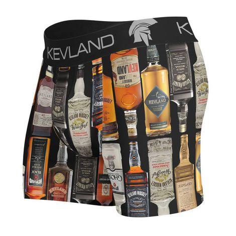 Cueca Boxer Kevland Whisky