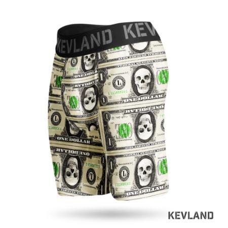 "Cueca Boxer Long Leg Kevland ""TAMANHO GG"""