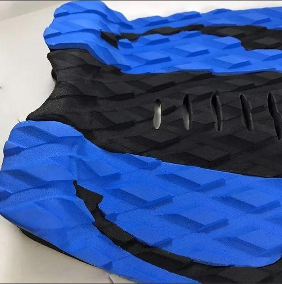Deck Antiderrapante Mormaii Pipa Preto/Azul