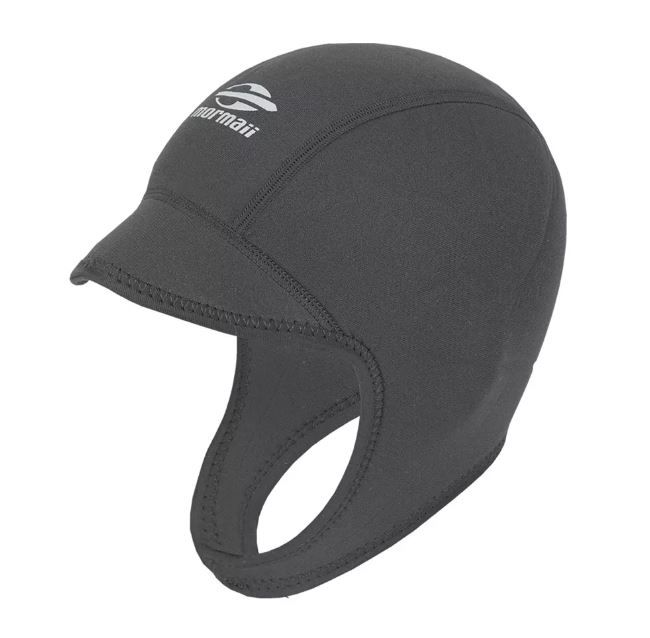 Gorro com Aba Mormaii Neoprene 3mm