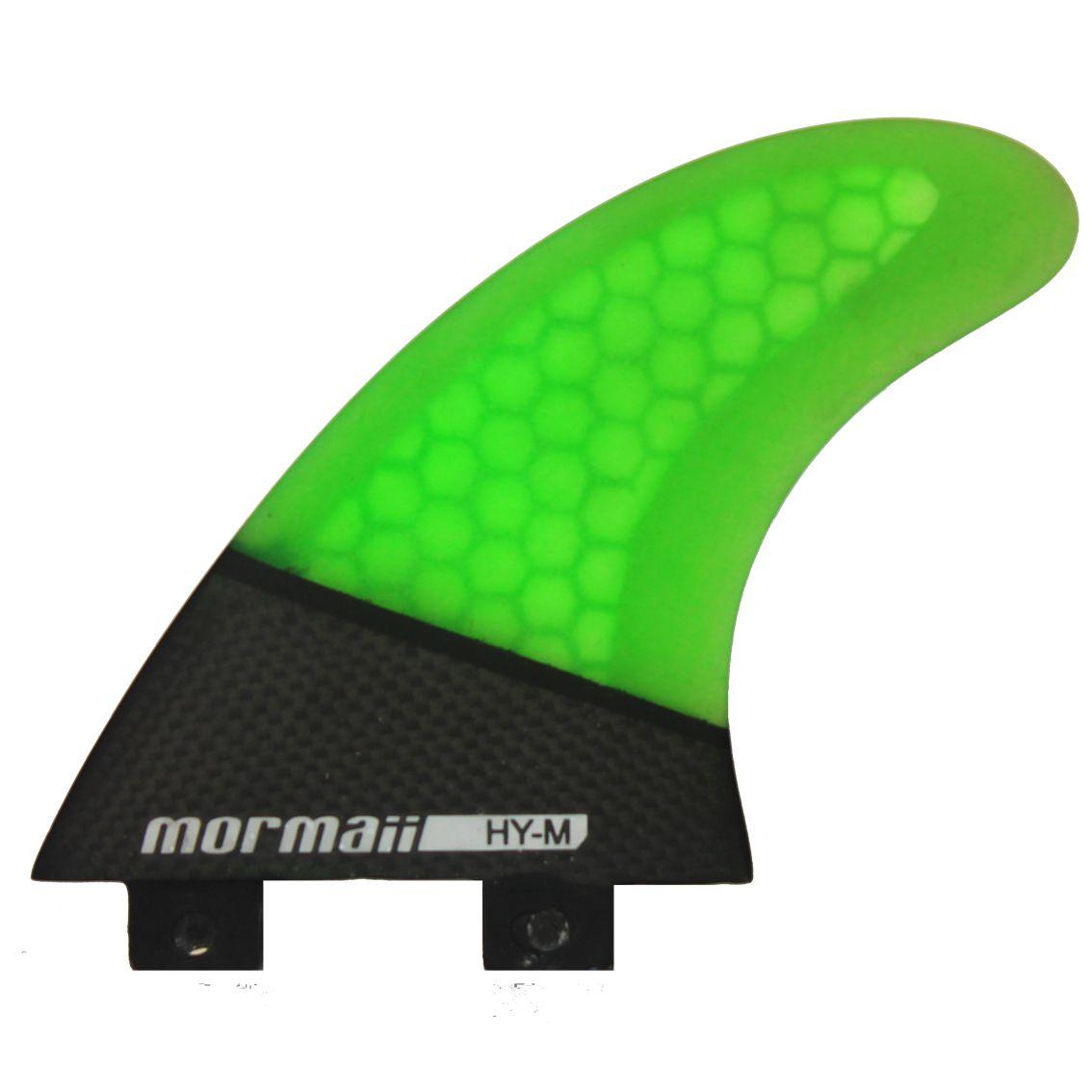 Jogo Tri Quilhas Thruster Hybrid Mormaii Medium