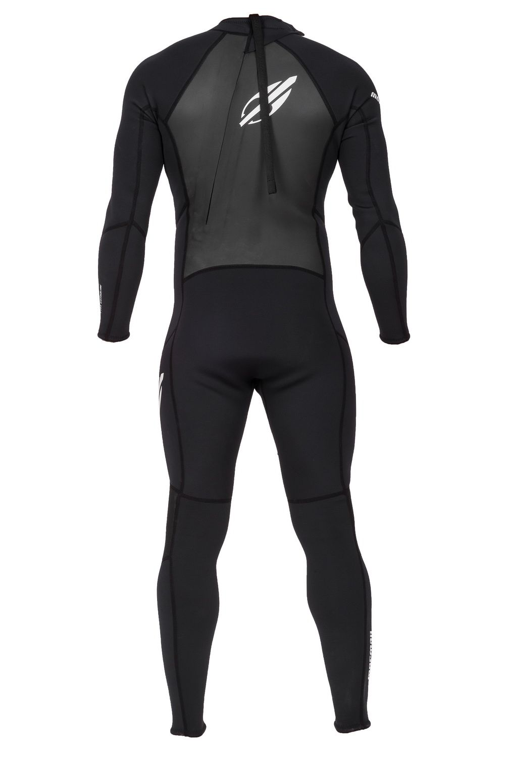 Long John Neoprene Masculino Mormaii Extra Line 2.2mm - Back Zip 2018