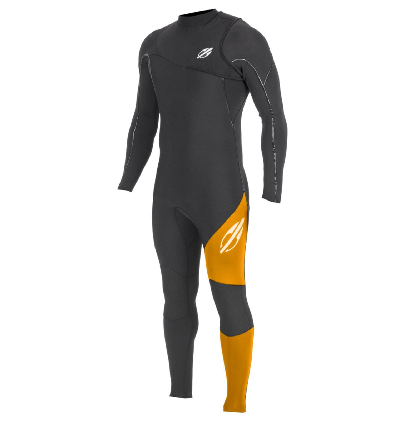 Long John Neoprene Masculino Mormaii Flexxxa Pro 3.2mm Vedado