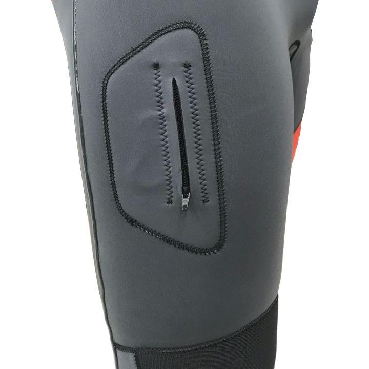 Long John Neoprene Masculino Mormaii Flexxxa Pro 3.2mm Vedado - Utopia System 2018