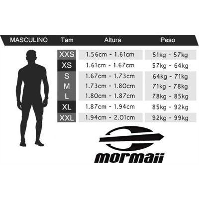 Long John Neoprene Masculino Mormaii Flexxxa Pro ET 3.2mm Vedado - Utopia System 2018
