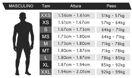 Long John Neoprene Masculino Mormaii Thunder III 3.2mm Vedado