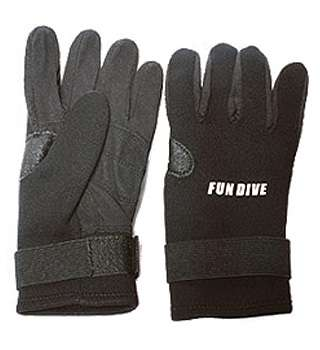 Luva de Neoprene FunDive Force