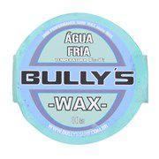 Parafina Bully's Wax Água Fria