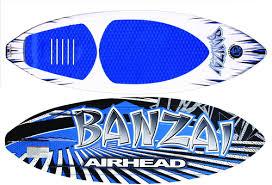 Prancha WakeSurf Banzai AirHead