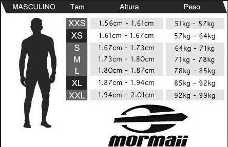 Short John Neoprene Masculino Mormaii Ultra Skin 2.2mm Vedado - Chest Zip 2018