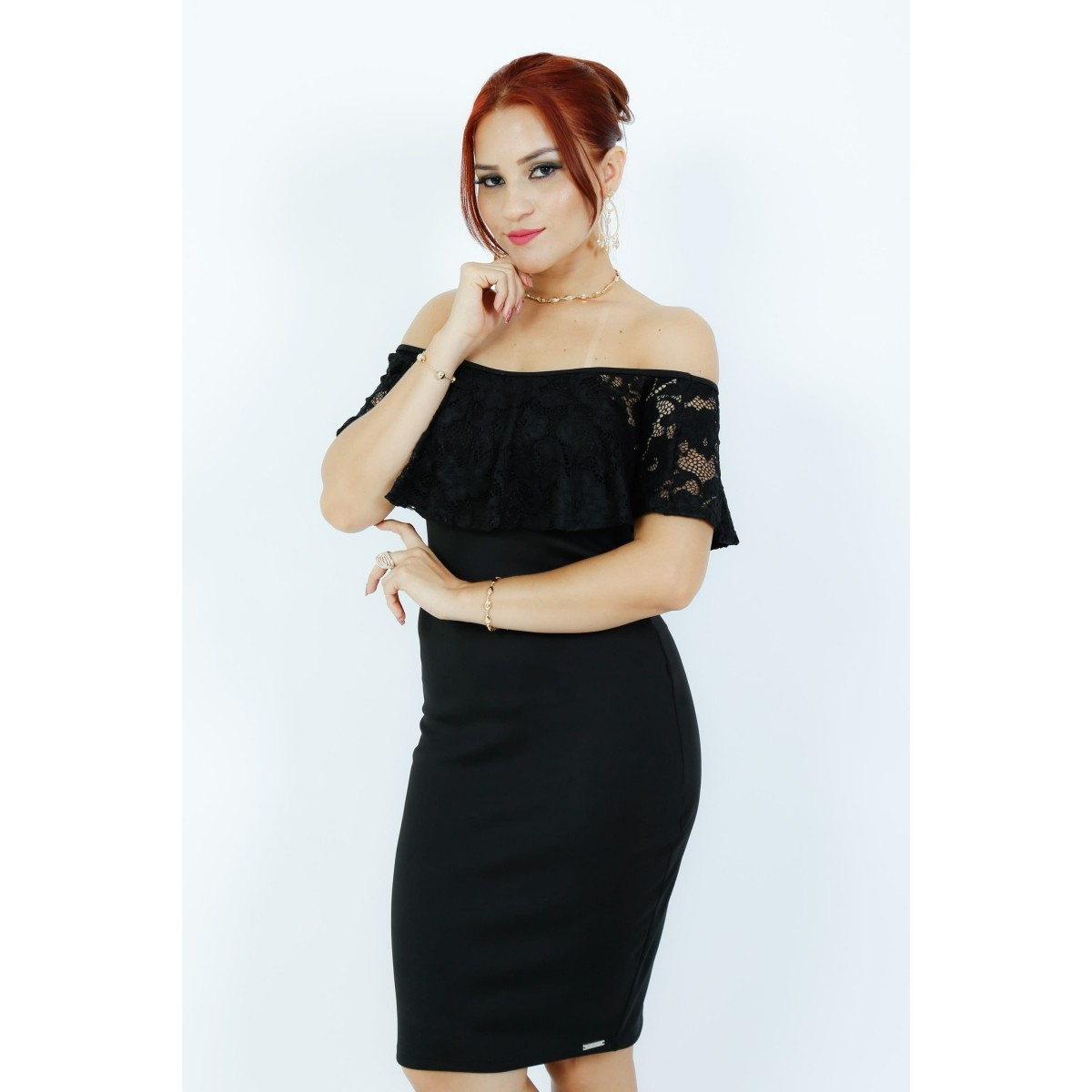 Vestido Ciganinha Carmen - K