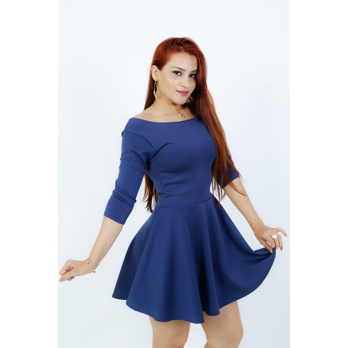 Vestido Godê Carmen - K