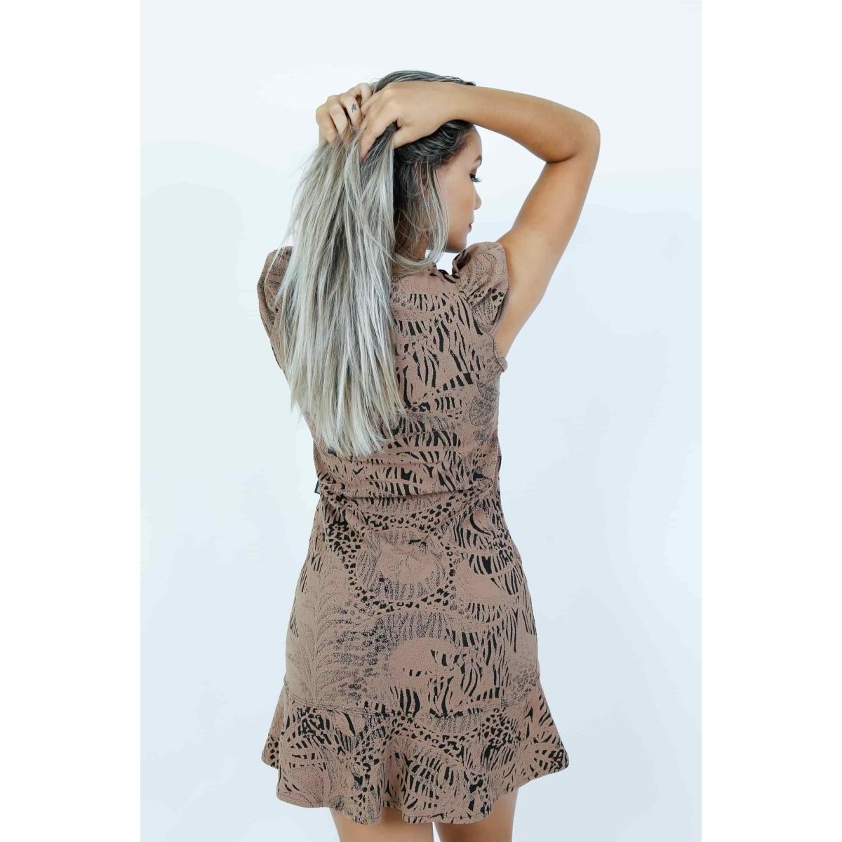 Vestido Kloquê Carmen - K